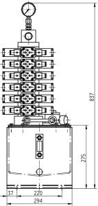 Гидравлические станции UHMZ12x Ponar