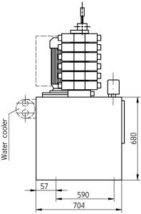 Гидравлические станции UHMZ250x Ponar