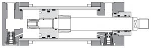 Гидроцилиндр серия CC Atos