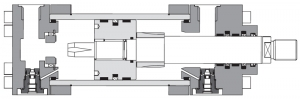 Гидроцилиндр серия CN Atos