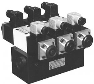 Гидравлический блок du6 типа ulra6 Ponar