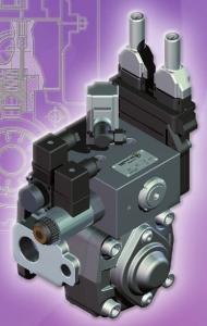 Пластинчатые насосы регулируемой производительности серии PHС Berarma