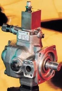 Пластинчатые насосы регулируемой производительноти серии PSPK Berarma