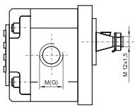 Гидравлические насосы Industrialtechnic. Группа II-200 bar Industrialtechnic