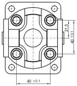 Гидравлические насосы Industrialtechnic. Группа I - 200 бар Industrialtechnic