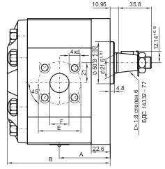 Гидравлические насосы Industrialtechnic. Группа 30-250 bar Industrialtechnic