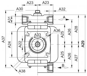 Моторы-насосы серия F12 HP