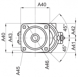 Моторы-насосы серия F3A HP