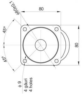Аксиально-поршневые гидромоторы-насосы серия F1A HP