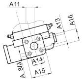 Аксиально-поршневые гидромоторы серия F6А HP