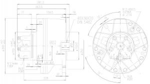 Гидромотор BD2 SAI