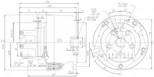 Каталог моторов серии BD SAI