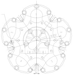 Гидромоторы серии L9 SAI