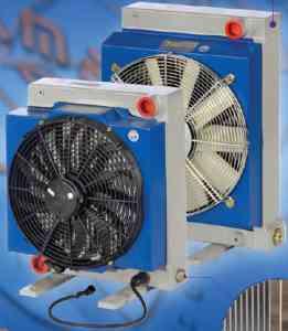 Воздушные маслоохладители серия HPV EMMEGI