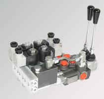 P40ED3-G-1224VDC P=250 bar, Q=40lpm Badestnost