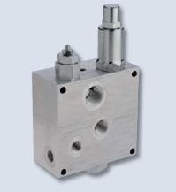 Предохранительный клапан разгрузочный LUEN