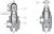 """фото ARE переливные клапаны, прямого действия - сквозные порты стандартные или опция безопасности СЕ Q=40 - 75, размер 1/4"""", 1/2"""""""