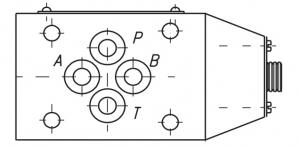 Регуляторы расхода DR6, DR10 Pmax=320 bar, Qmax=160 lmin Caproni