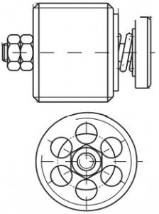 Аварийные клапаны HC870 Pmax=320 bar Caproni