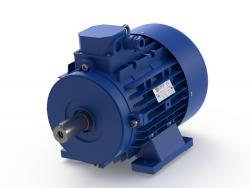 Трехфазные асинхронные электродвигатели серии АТ фланец В5 ELPROM