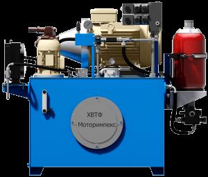Маслостанции и гидростанции