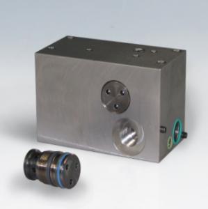 Гидрозамки плиточного монтажа ERV700 Bieri