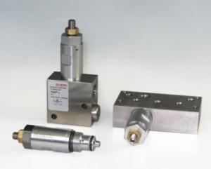 Предохранительные клапаны трубного монтажа DVM Bieri