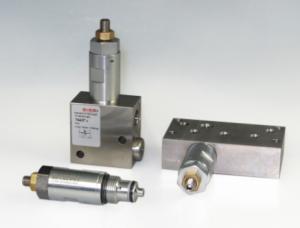 Предохранительные клапаны плиточного монтажа DVM Bieri