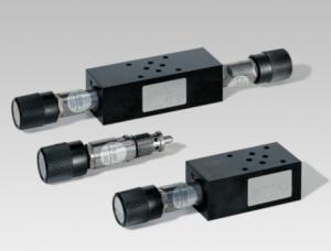 Предохранительные клапаны модульного монтажа DV700 Bieri