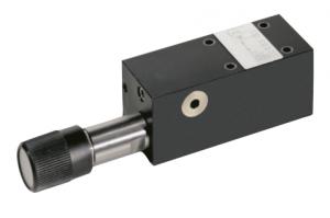Клапаны разгрузки модульного монтажа DA700 Bieri