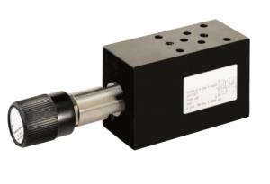 Редукционные клапаны модульного монтажа DM700 Bieri