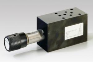 Тормозные клапаны трубного монтажа SBV700 Bieri